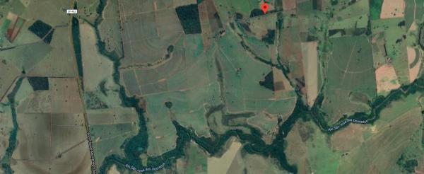 Cota Parte 1/4 do Imóvel Rural com 8,74 Alqueires - Estrela DOeste