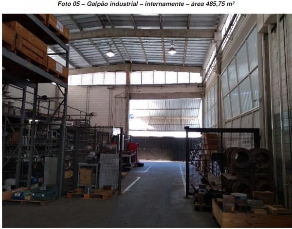 Galpão Industrial - Indaiatuba