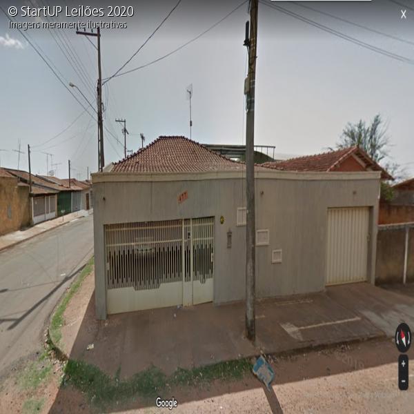 Cota Parte de 50% do Imóvel Residencial - Jd. São Braz - Birigui / SP