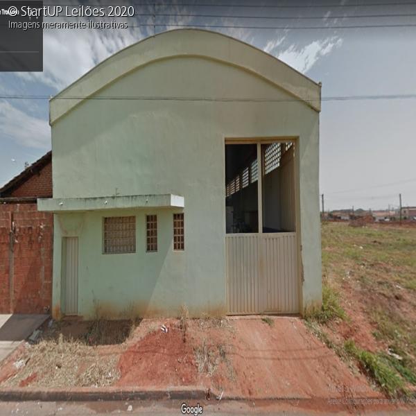 Cota Parte de 50% de Galpão - Jd. São Braz - Birigui / SP
